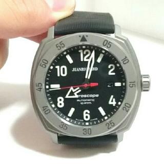 ジラールペルゴ(GIRARD-PERREGAUX)の【最終値下】【未使用】aeroscope チタン時計(腕時計(アナログ))