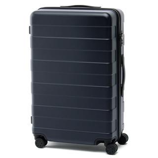 ムジルシリョウヒン(MUJI (無印良品))の無印良品 キャリーバッグ ネイビー(スーツケース/キャリーバッグ)