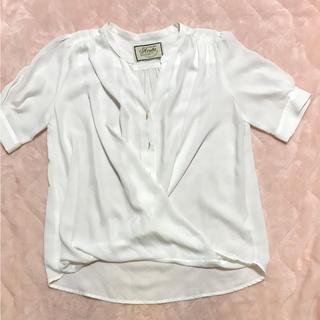 アクータ(Acuta)のAcuta  シャツ  ブラウス  とろみシャツ  とろみブラウス  アクータ(シャツ/ブラウス(半袖/袖なし))