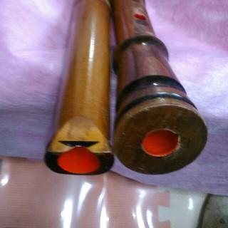 琴古流尺八 1尺八寸木管(尺八)