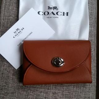 コーチ(COACH)のCOACH ノベルティ カードケース(ノベルティグッズ)