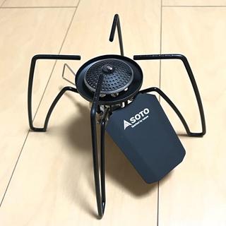 シンフジパートナー(新富士バーナー)のSOTO ストーブ ST-310 & ウインドスクリーン(ストーブ/コンロ)