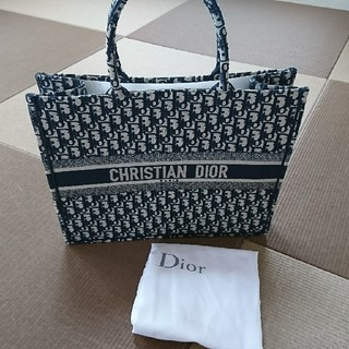 クリスチャンディオール(Christian Dior)の予約完売!クリスチャンディオール☆ブックトートバック!新品!!(トートバッグ)
