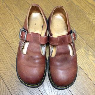 ドクターマーチン(Dr.Martens)の英国製 マーチン(ローファー/革靴)