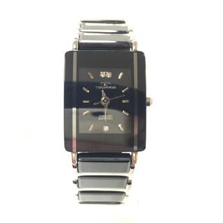 テクノス(TECHNOS)の【TECHNOS】2228B レディース クォーツ(腕時計)