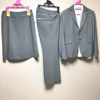 オリヒカ(ORIHICA)のスーツ 4点セット グレー(スーツ)