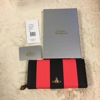 ヴィヴィアンウエストウッド(Vivienne Westwood)の【新品 未使用】バイカラー ウォレット(財布)