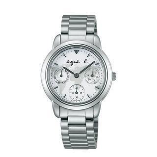 アニエスベー(agnes b.)の新品 アニエスベー SAM サム ワールドマップ レディース ウォッチ 腕時計(腕時計)