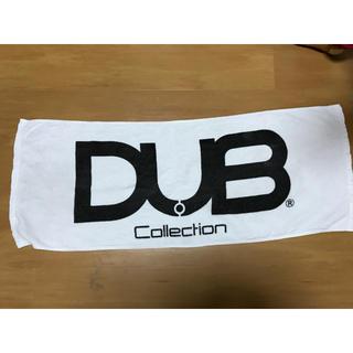 DUB Collection フェイスタオル