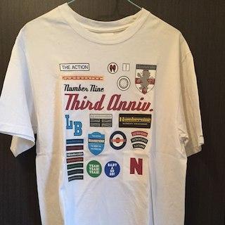 ナンバーナイン(NUMBER (N)INE)のナンバーナイン  Tシャツ(その他)