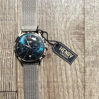 HENRY LONDON 新品 未使用 Naviblue クォーツ(腕時計(アナログ))