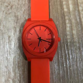 ニクソン(NIXON)のNIXON 時計 シリコン(腕時計(デジタル))
