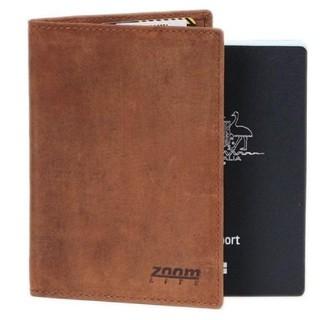 ムジルシリョウヒン(MUJI (無印良品))の☆新品・未使用・箱付き☆ZOOMLITE パスポートケース パスポートホルダー(旅行用品)