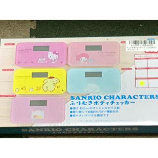 サンリオ(サンリオ)の専用サンリオ キャラクターズ ふりむきボディーチェッカー(体重計)