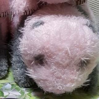 上野動物園パンダ シャンシャンぬいぐるみセット(ぬいぐるみ)