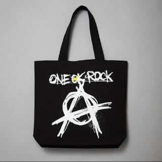 ワンオクロック(ONE OK ROCK)のワンオク トートバッグ(トートバッグ)