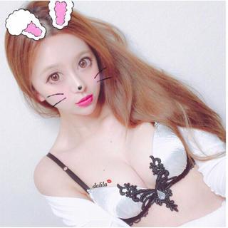 Agehaモデルの丸山慧子ちゃんも愛用♡ Dalilaの3点ブラセット  (ブラ&ショーツセット)