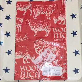 ウールリッチ(WOOLRICH)のWOOLRICH バンダナ ウールリッチ デッドストック ヴィンテージ 激レア(バンダナ/スカーフ)