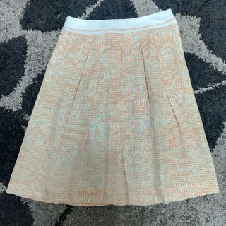 ニジュウサンク(23区)の◼️23区★新品スカート 38M ■(ひざ丈スカート)