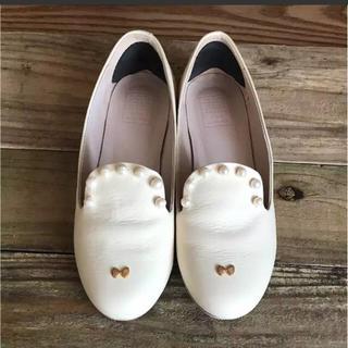 ミナペルホネン(mina perhonen)のミナペルホネン  靴(ハイヒール/パンプス)