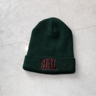 バランスウェアデザイン(balanceweardesign)のバランス ウェア デザイン ニット 帽子(ニット帽/ビーニー)