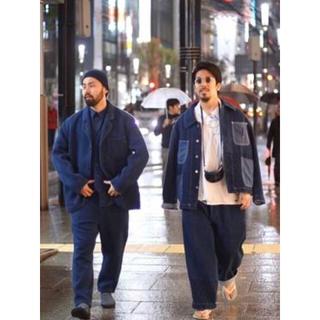 ポーター(PORTER)の2018新作×未使用×porter classic sashiko 剣道(デニム/ジーンズ)