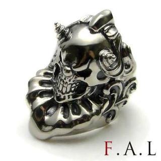 エフエーエル(F.A.L)のFAL エフエーエル スウィルリング スウィル  ピエロ ジョーカー 死神(リング(指輪))