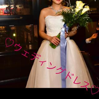 ヴェラウォン(Vera Wang)のヴェラウォン風♡ウェディングドレス(ウェディングドレス)