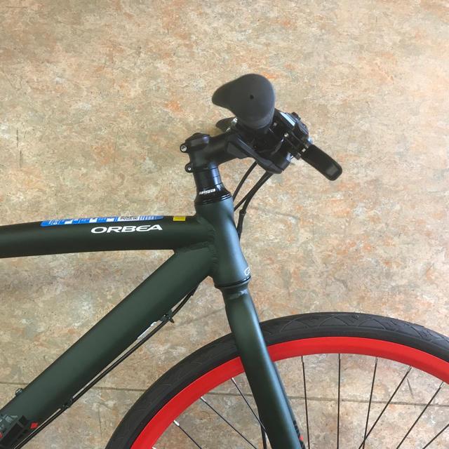2018モデル ORBEA【オルベア カルペ30 クロスバイク Sサイズ】 スポーツ/アウトドアの自転車(自転車本体)の商品写真