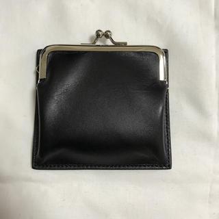 ヨウジヤマモト(Yohji Yamamoto)のyohji yamamoto 財布(折り財布)