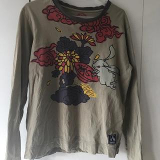 チキリヤ(CHIKIRIYA)のちきり屋のTシャツ(Tシャツ(長袖/七分))