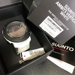 スント(SUUNTO)の新品未使用タグ付★SUUNTO★スントデジタル腕時計AMBIT3VERTICAL(腕時計(デジタル))