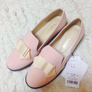 ウィゴー(WEGO)のWEGO 靴 ピンク(ミュール)
