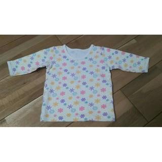 シマムラ(しまむら)の長袖 カットソー size80(シャツ/カットソー)