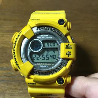 カシオ(CASIO)のCASIO(カシオ) G-SHOCK(ジーショック)FROGMANフロッグマン (腕時計(デジタル))