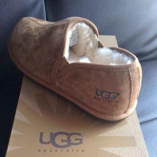 アグ(UGG)のUGG スリッポン(激レア)(ローファー/革靴)