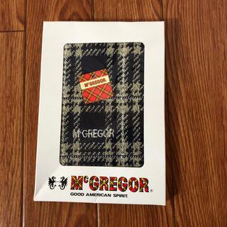 マックレガー(McGREGOR)の新品McGREGORタオルハンカチ マックレガー (タオル/バス用品)