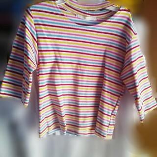 スピンズ(SPINNS)の スピンズ チョーカートップス(Tシャツ(半袖/袖なし))