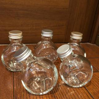ハーバリウム瓶 ネコ型(その他)