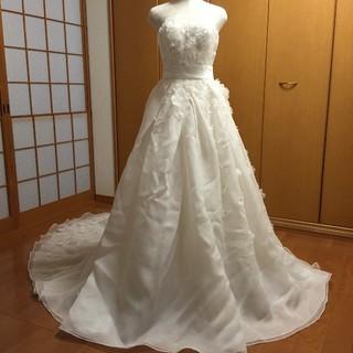 ヴェラウォン(Vera Wang)のMill様専用 White by Vera Wang 新古品 ウェディングドレス(ウェディングドレス)