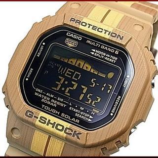 ジーショック(G-SHOCK)の【新品】カシオ ジーショック G-LIDE GWX-5600WB 電波ソーラー(腕時計(デジタル))