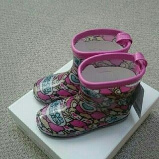 アースマジック(EARTHMAGIC)の⑤アースマジック  長靴  sizeL(17~18)&ヒスパンツ(長靴/レインシューズ)