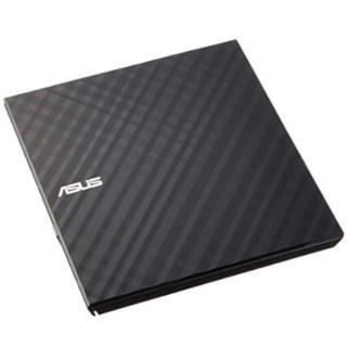 エイスース(ASUS)の値下げ ASUS 外付けDVDドライブ ブラック(PC周辺機器)
