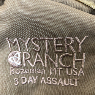 ミステリーランチ(MYSTERY RANCH)の新品未使用 旧モデル ミステリーランチ スリーデイアサルト (バッグパック/リュック)