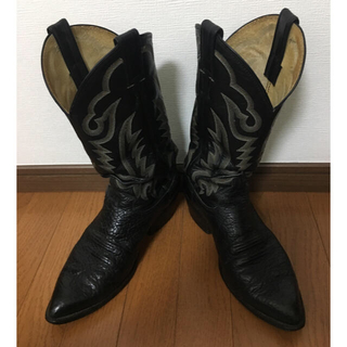 トニーラマ(Tony Lama)のジャスティン ウェスタンブーツ US 8.5 EE(ブーツ)
