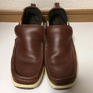 ヴィスヴィム(VISVIM)のvisvim シューズ 7サイズ レディース(ローファー/革靴)