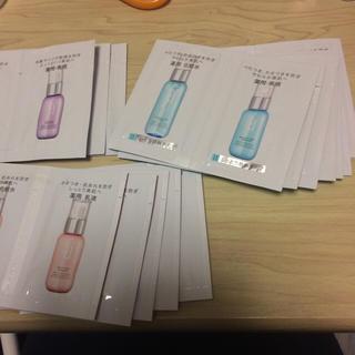 ディープログラム(d program)の【送料込】dプログラム 化粧水&乳液サンプル(サンプル/トライアルキット)