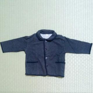 【無印良品/MUJI】Tシャツ・カットソー 80サイズ 男の子【子供服