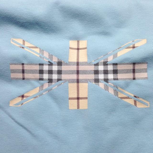BURBERRY(バーバリー)の新品タグ付き未使用 バーバリーTシャツ レディースのトップス(その他)の商品写真