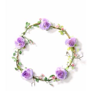 グレイル(GRL)の花かんむり GRL(カチューシャ)